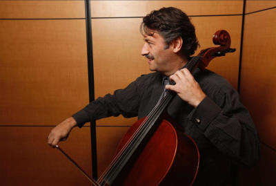 Cello Instructor, Mr. Basel